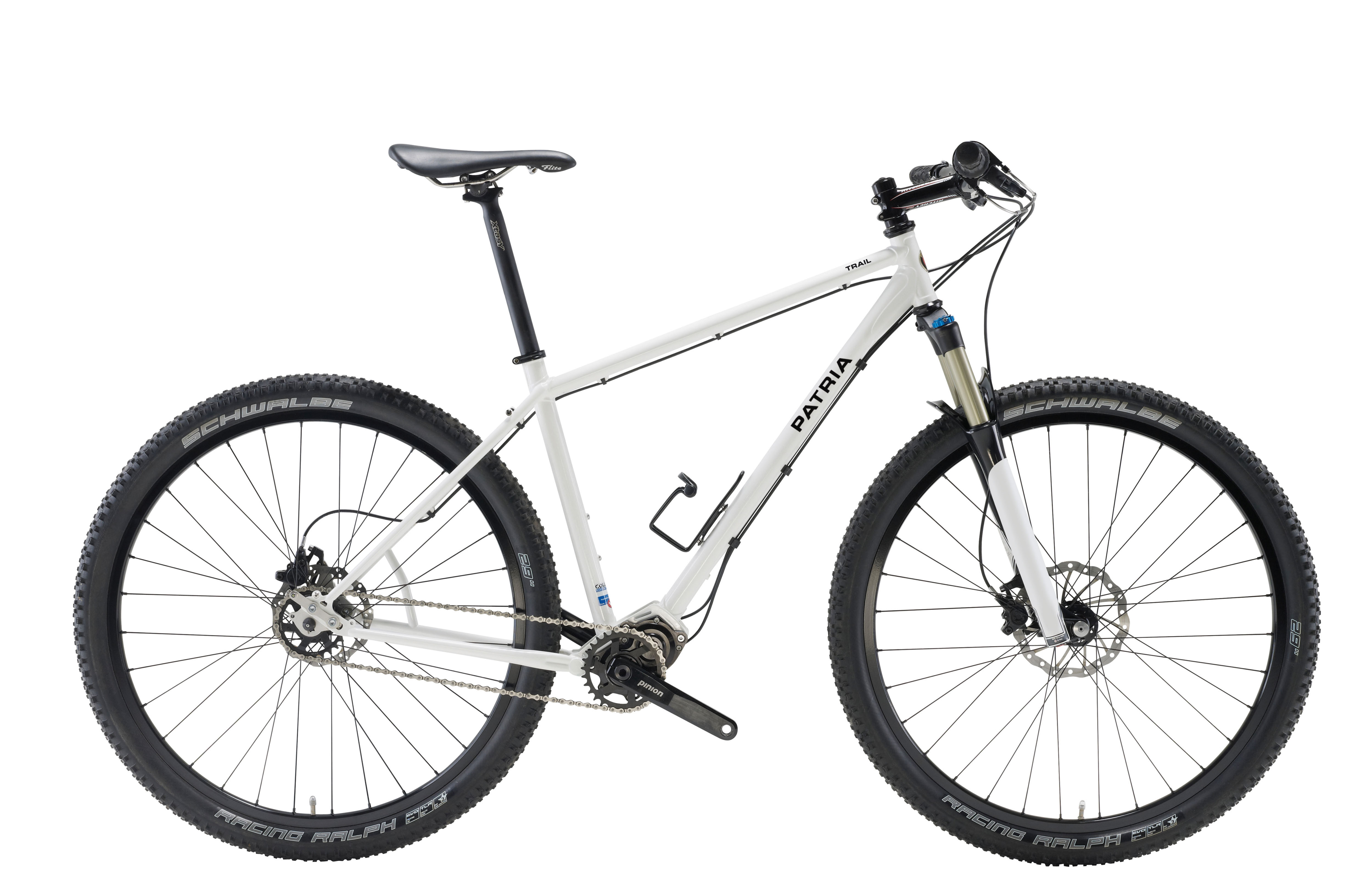 "Trail 29"", Pinion 18-Gang, Diamant, weiß"