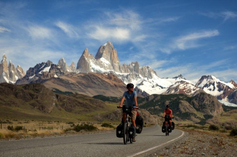 Mit dem Rad durch Patagonien